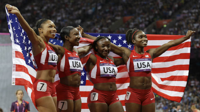 Tianna Madison, Olympics, gold medal, lawsuit, runner