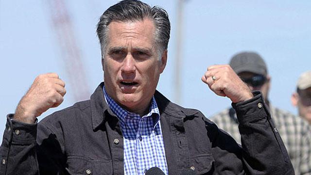 Mitt Romney Killed Osama bin Laden