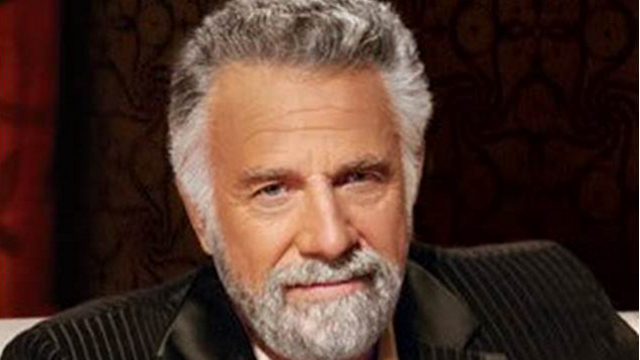 Most Interesting Man in the World Hosts Obama Fundraiser