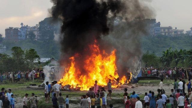 19 Dead in Nepal Plane Crash