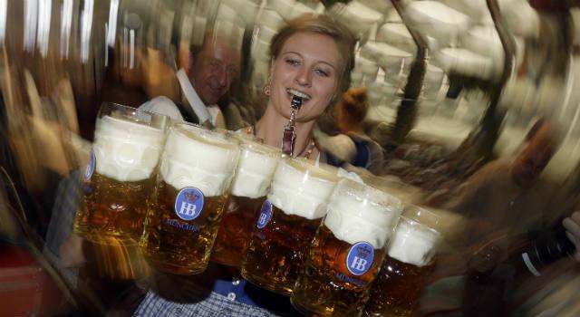 Oktoberfest, Germany, beer, Oktoberfest 2012