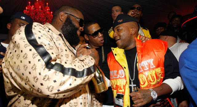 Rick Ross, Young Jeezy, Shots Fired, BET Hip Hop Awards, Rappers