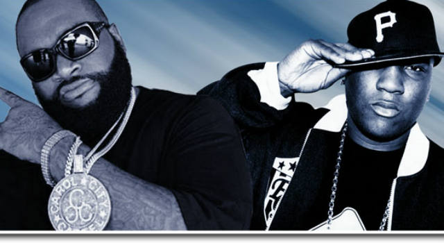 Young Jeezy, Rick Ross, feud, BET Hip Hop Awards, shooting