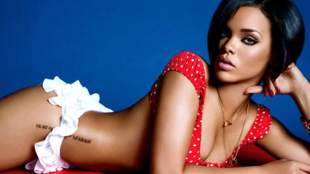 Rihanna edited