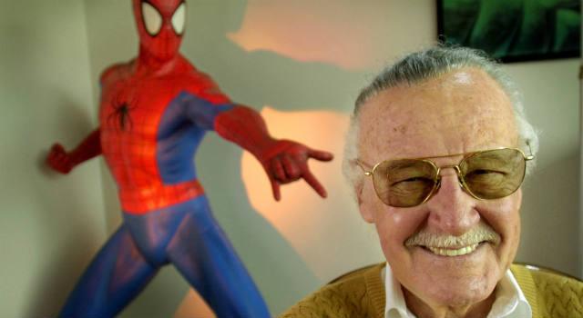 Stan Lee, Pacemaker, heart, Avengers, Comics