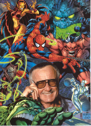 Stan Lee, Pacemaker, statement, Avengers, comics