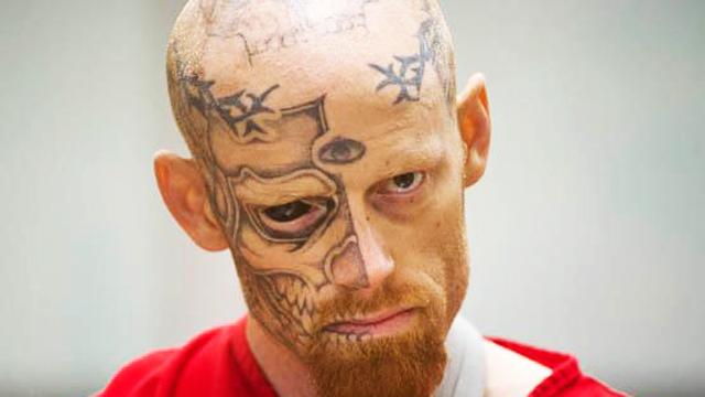 Eyeball Tattoo Jason Walter Barnum
