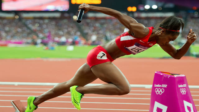 Gold Medalist Tianna Madison, sued, London Olympics, Olympian