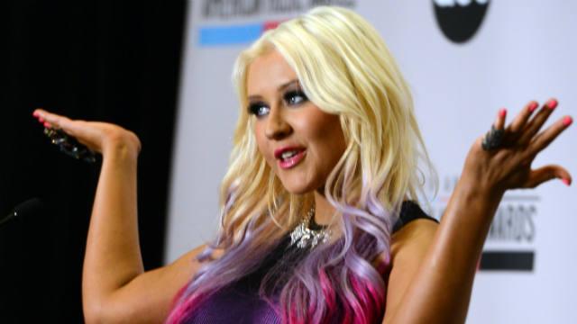 Christina Aguilera, Big and Beautiful, curves