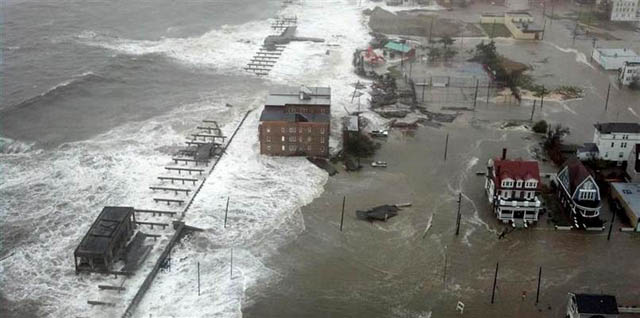 atlantic city jersey shore hurricane sandy NJ