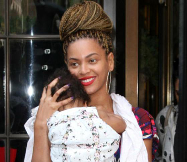 Jay Z and Beyonce lose rights to child's name
