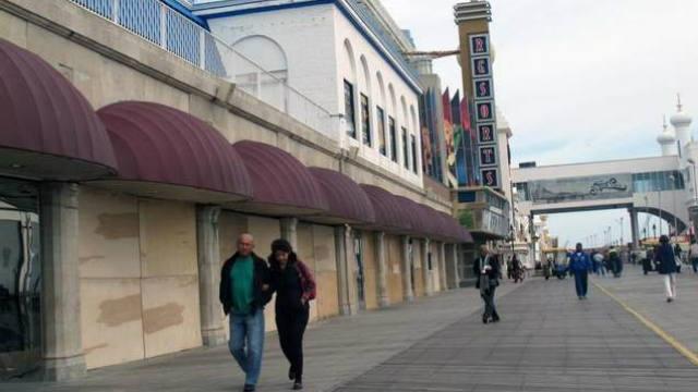 Hurricane Sandy, Frankenstorm, Atlantic City, evacuation, casinos closed