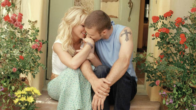 Britney Spears, Justin Timberlake, Sam Lufti trial