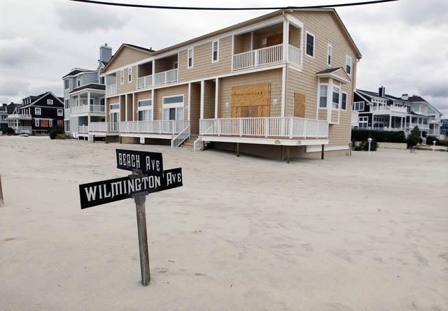cape may flooding hurricane sandy NJ