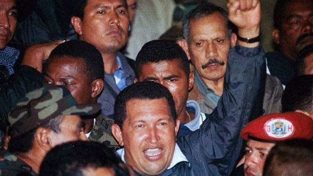 Hugo Chavez, Venezuela, election