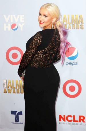 Christina Aguilera, curves, big and beautiful dating