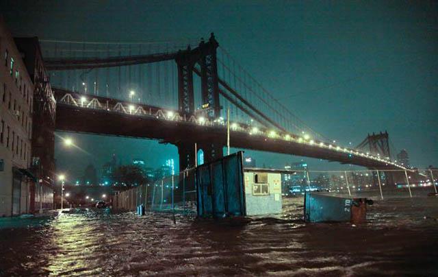 dumbo flood brooklyn bridge hurricane sandy