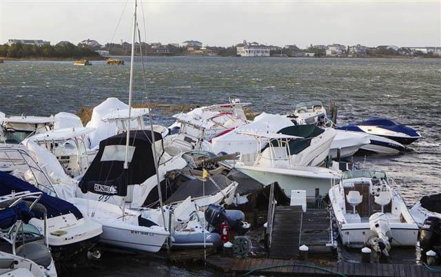 east quoge hurricane sandy