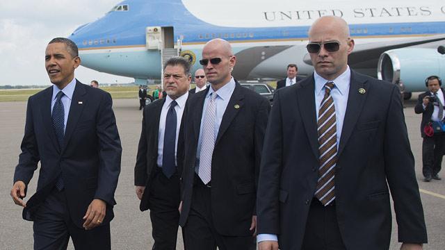One of Obama's Secret Service Agents was found drunk in Miami