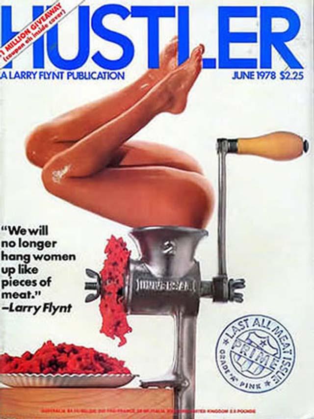 1978 Hustler issue