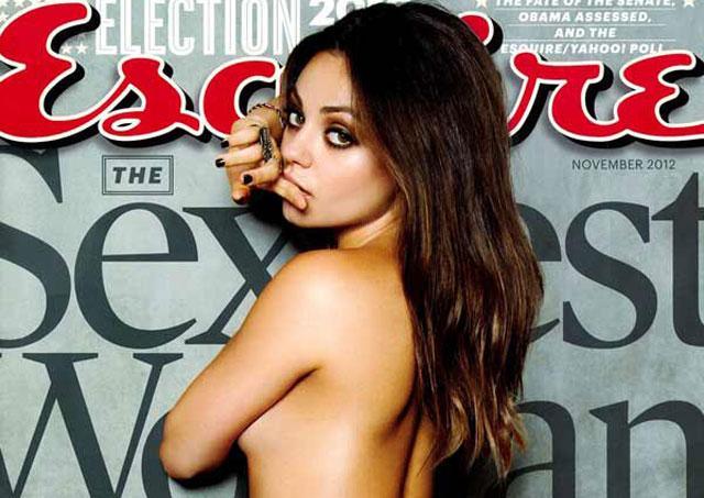 Mila Kunis bashes gop
