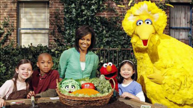 Big Bird Obama for America Ad
