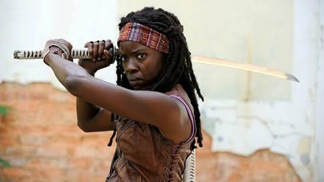 The Walking Dead, Season 3, Premiere, AMC, Michonne