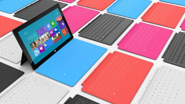 Microsoft Surface Pre-Order