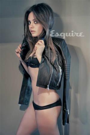 Mila Kunis, Esquire, Sexiest Woman Alive