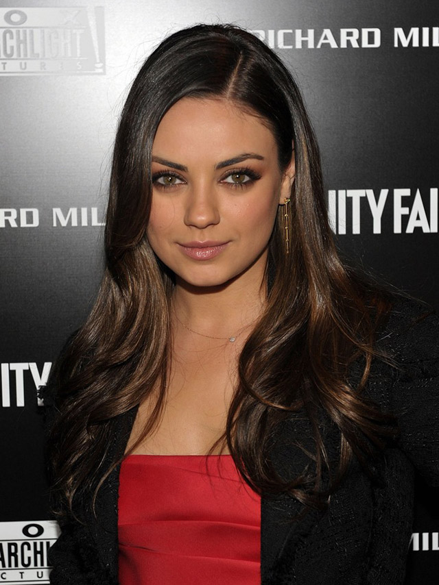 Mila Kunis Talks About Her Love for Obama and Slams the Tea Party