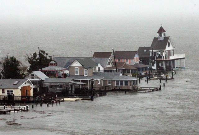 north wildwood hurricane sandy NJ Jersey Shore