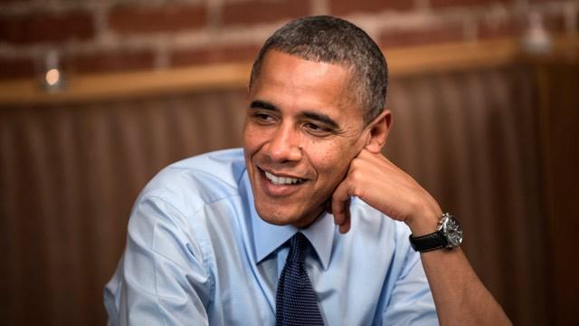 Barack Obama, Donald Trump,