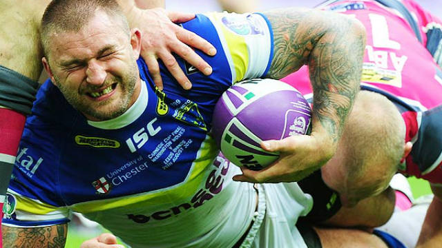 Paul Wood, injury, rugby, British Rugby League, balls