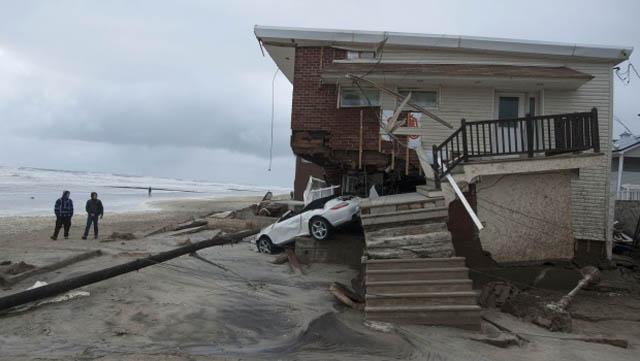 rockaway hurricane sandy nyc photos