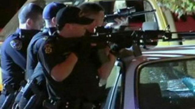 cops shot man in fiery blaze in Vallejo Ca