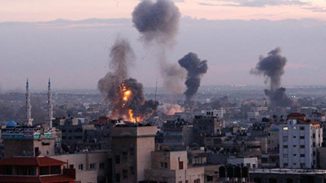israeli airstrike