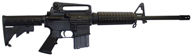 .223 M4 Wal-Mart Blaec Lammers assault rifle