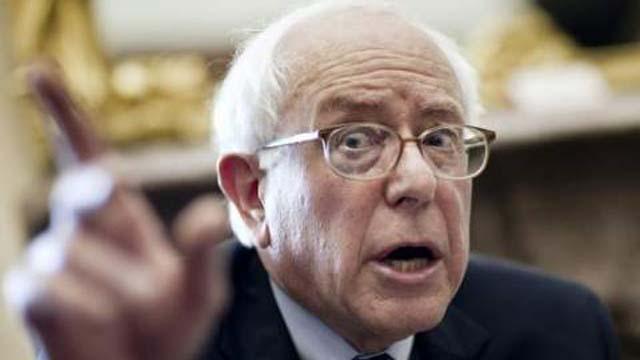 Bernie Sanders wins vermont senate 2012