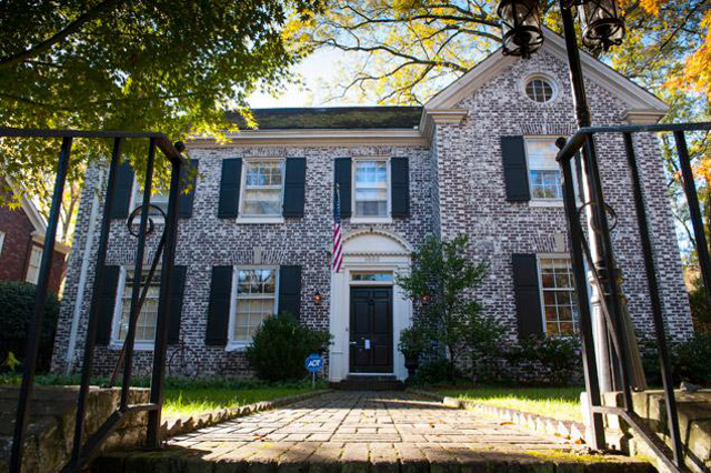 The Broadwell House