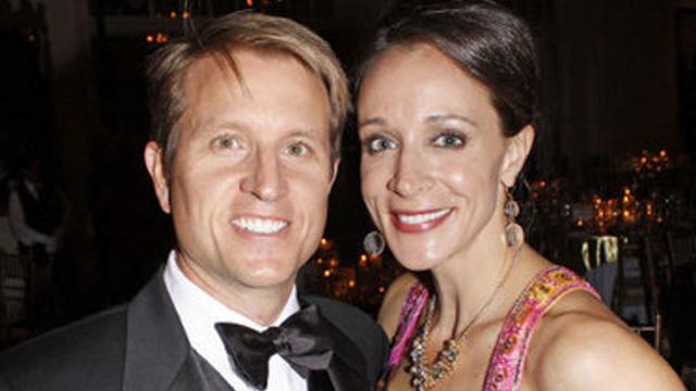 Paula Broadwell and Her Husband