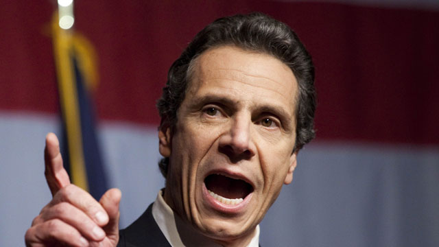andrew cuomo hurricane sandy voting polling places
