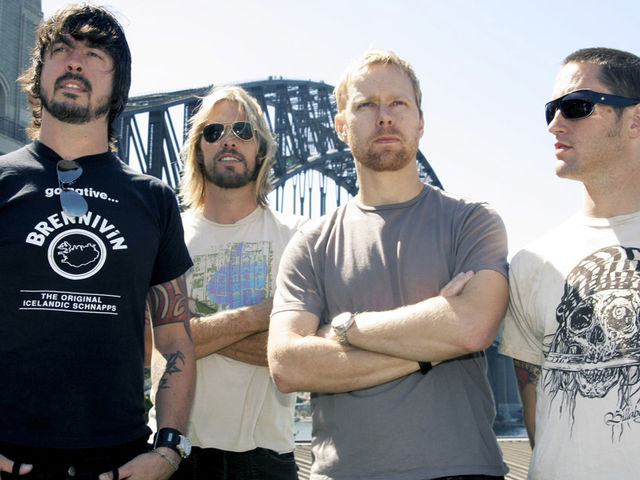 foo fighters, david grohl, everlong