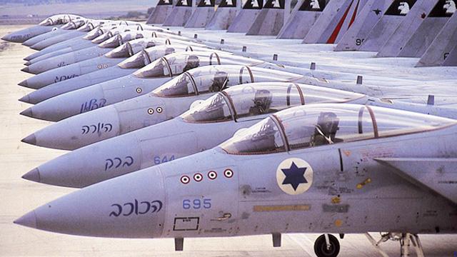 ahmed jabari strike israel