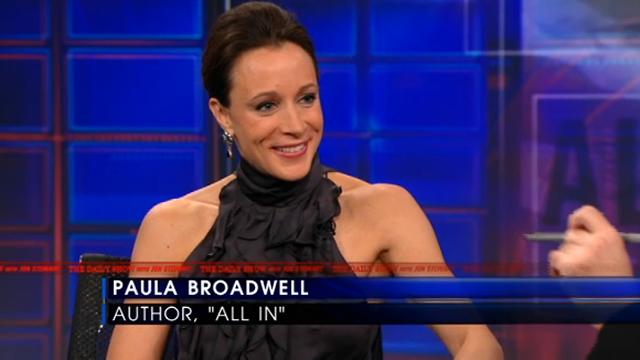David Petraeus mistress Paula Broadwell