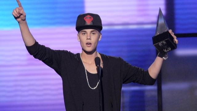 justin beiber, forbes, baby