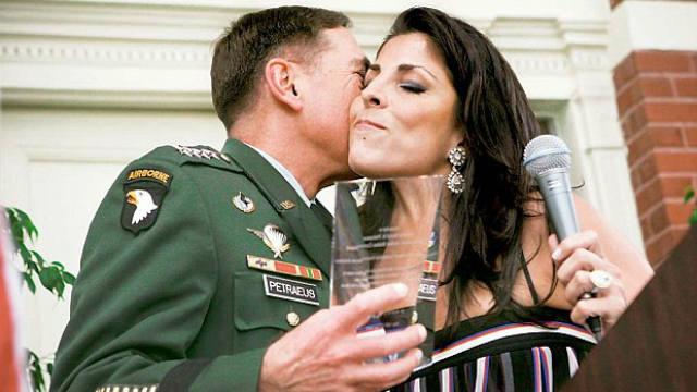 Jill Kelley, Paula Broadwell, Gen. David Petraeus, affair, mistress, CIA