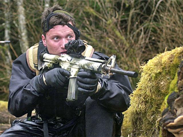 matt bissonnette SEAL team 6 medal of honor warfighter