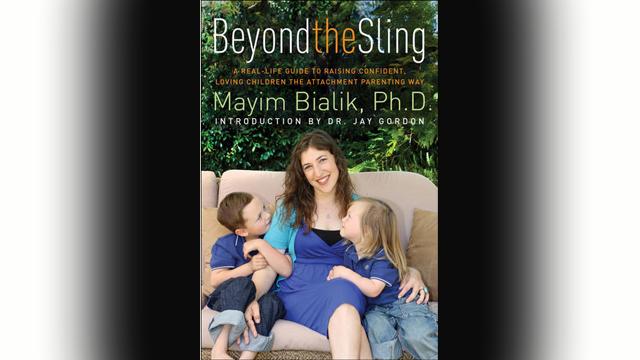 mayim bialik divorce parenting