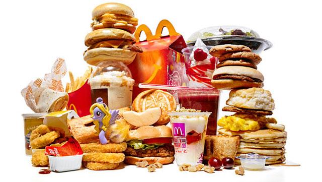 mcdonalds fast food strike