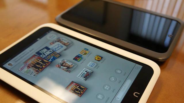 Barnes & Noble, Nook HD, tablet